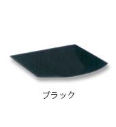 ガラスプレート66120 ブラック
